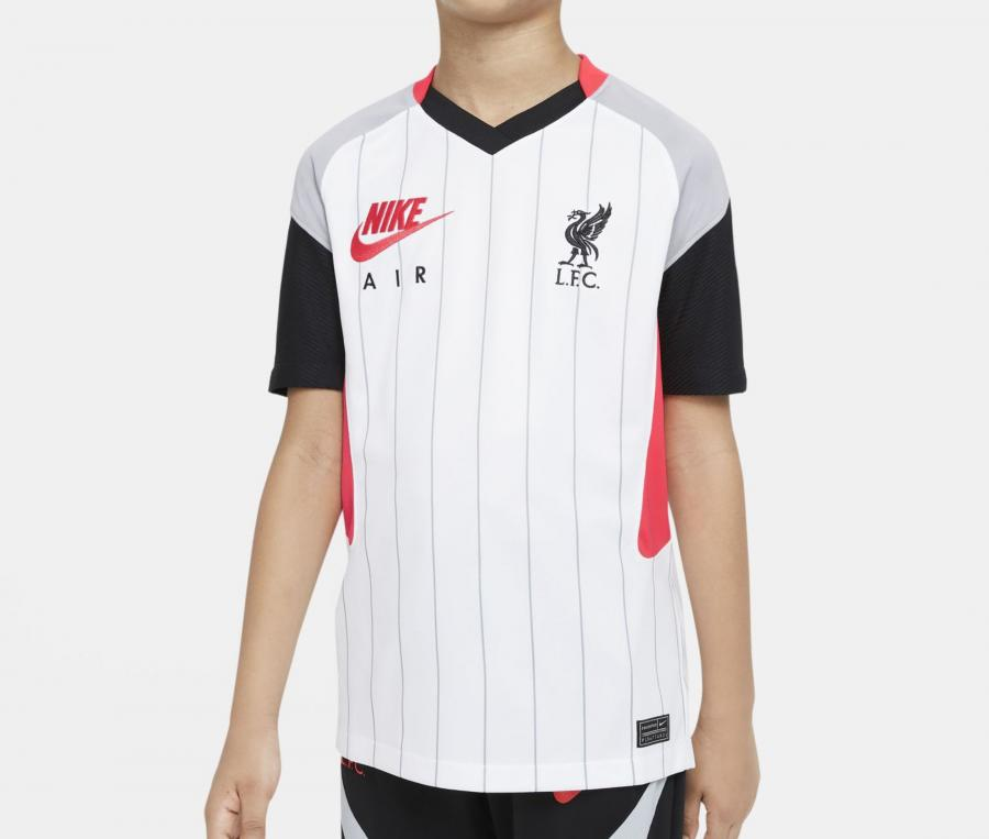 Maillot Liverpool Stadium Air Max 2021 Junior