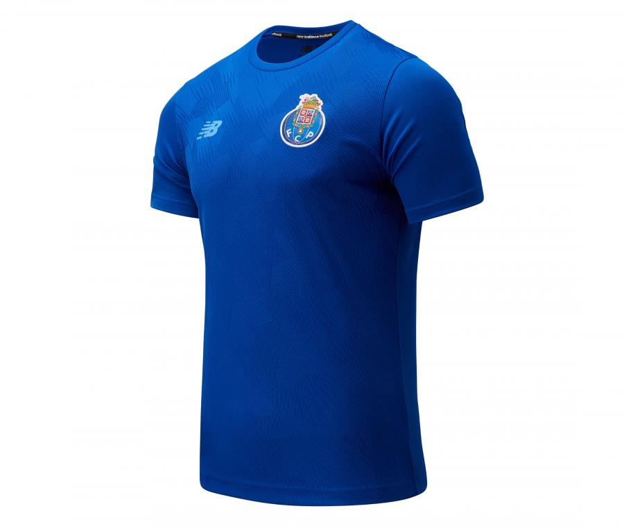 Maillot Pré-Match FC Porto Bleu