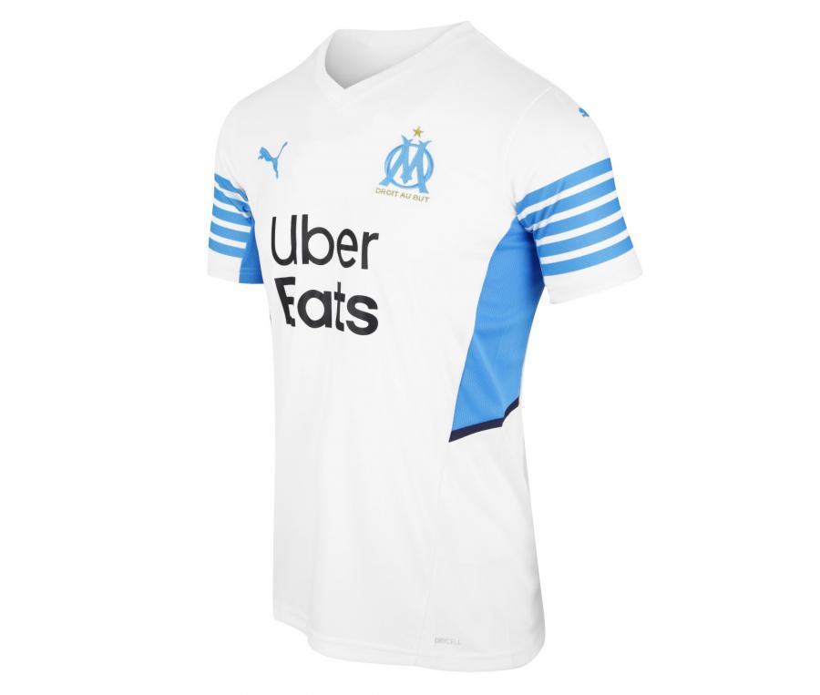 Camiseta OM Local 2021/2022 Júnior