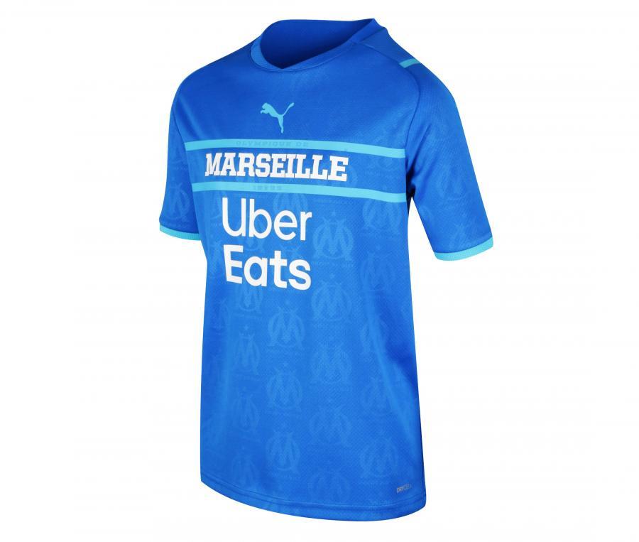 Camiseta OM Third 2021/2022 Júnior