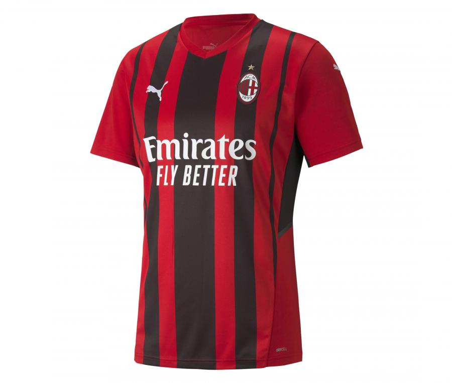 Maillot AC Milan 2021 Junior