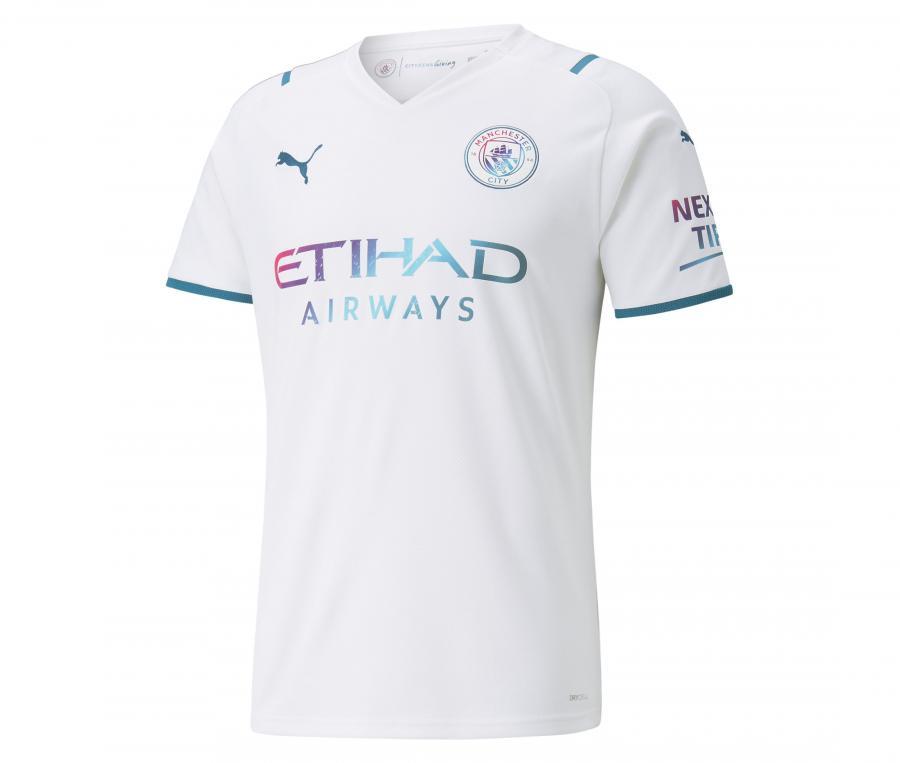 Maillot Manchester City Extérieur 2021/2022 Junior