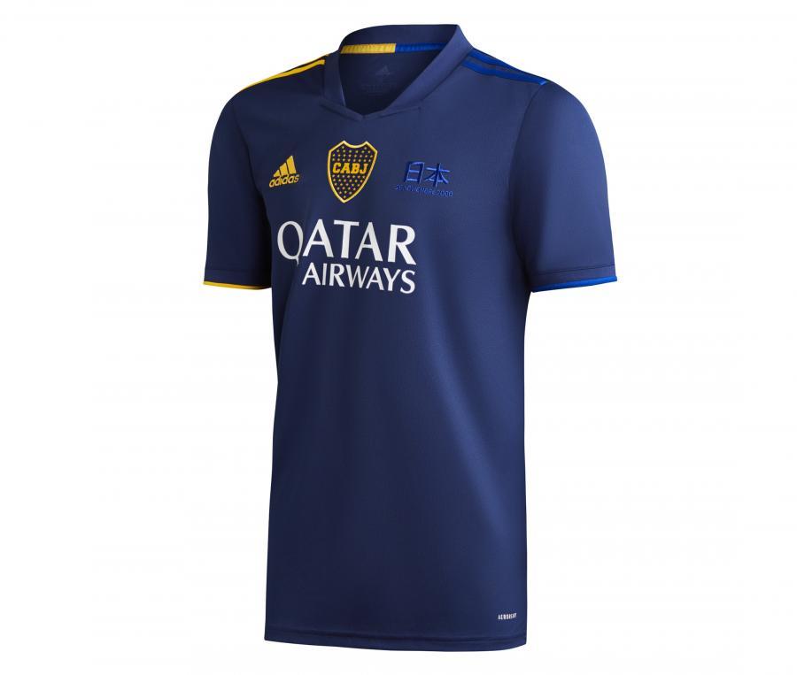 Maillot Boca Juniors Fourth 2021/2022