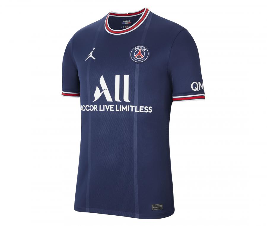 Maillot Jordan x PSG Domicile 2021/2022