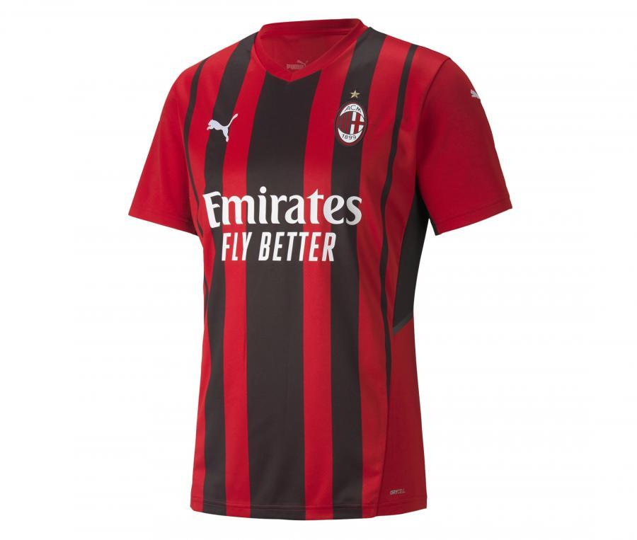 Maillot AC Milan Domicile 2021/2022