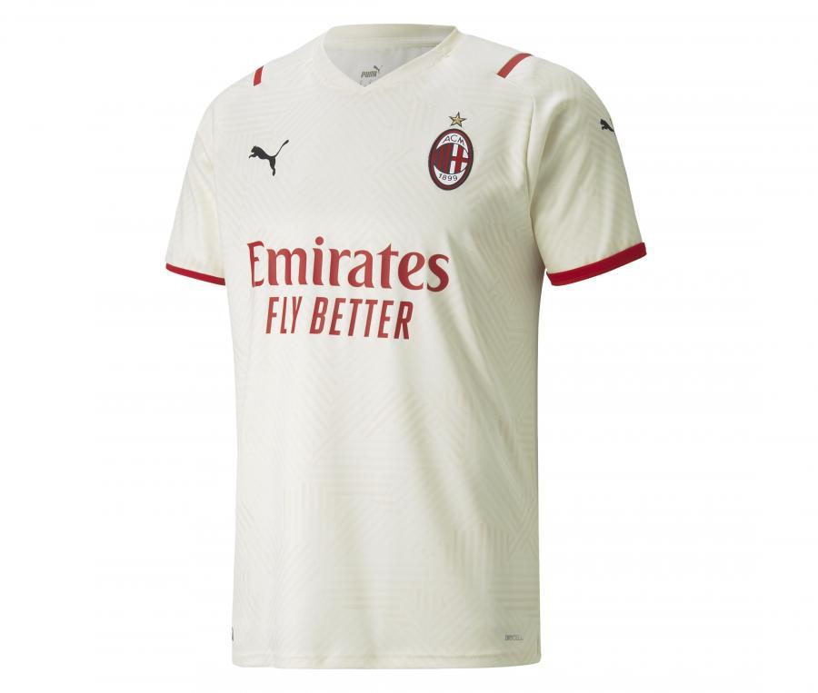 Maillot AC Milan Extérieur 2021/2022