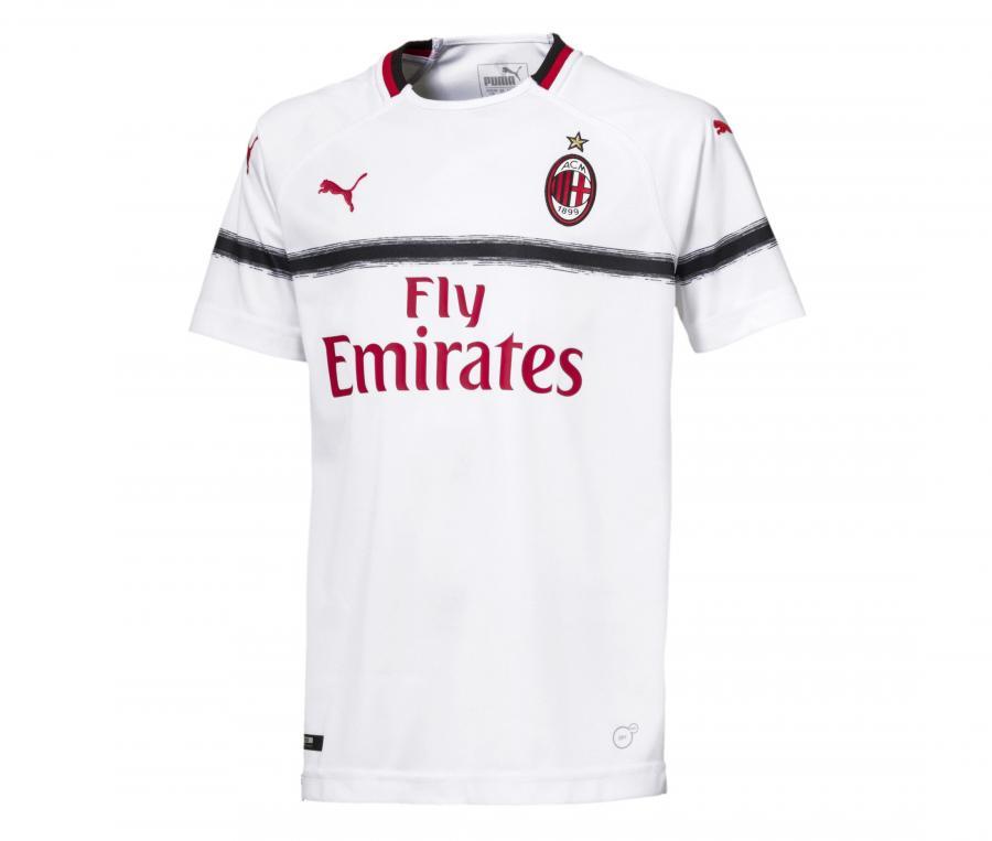Maillot Milan AC Extérieur 2018/19 Junior