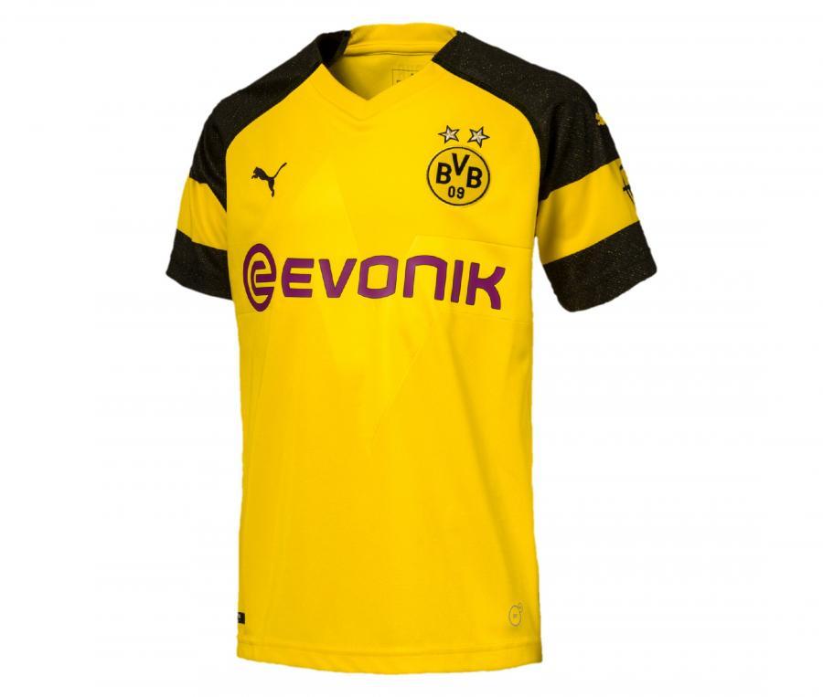 Maillot Dortmund Domicile 2018/19 Junior