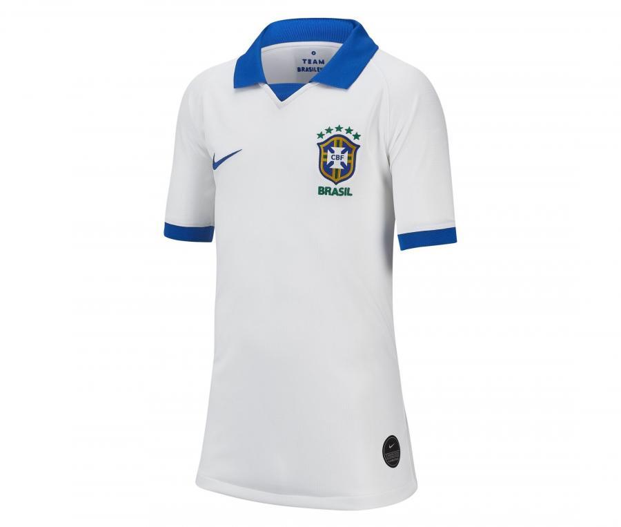 Maillot Brésil Centenaire Copa America 2019 Junior