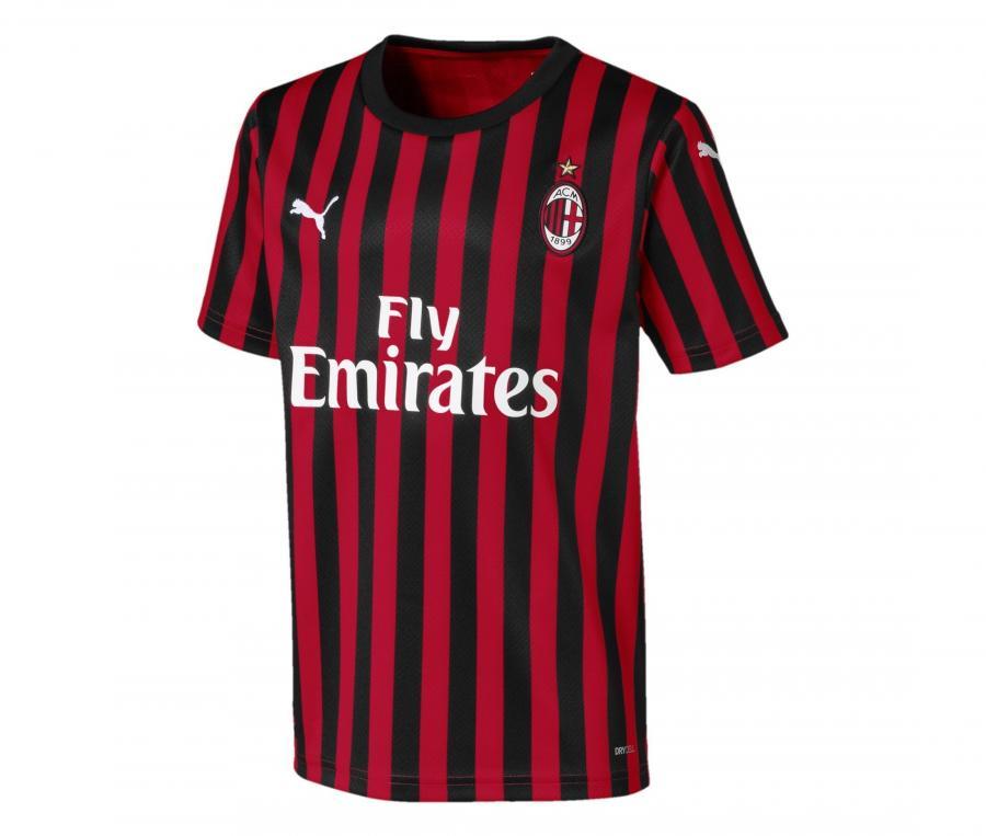 Maillot Milan AC Domicile 2019/20 Junior