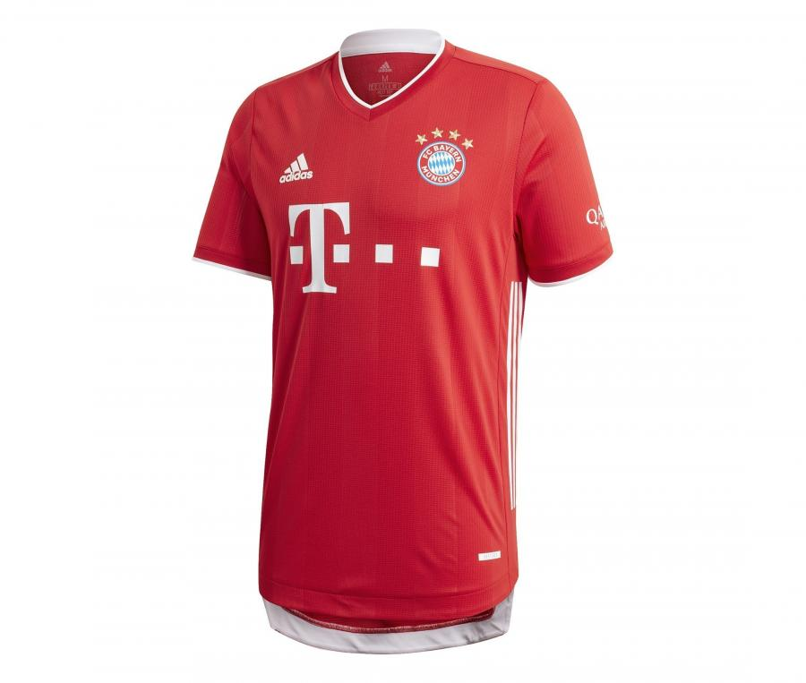 Maillot Authentique Bayern Munich Domicile 2020/21