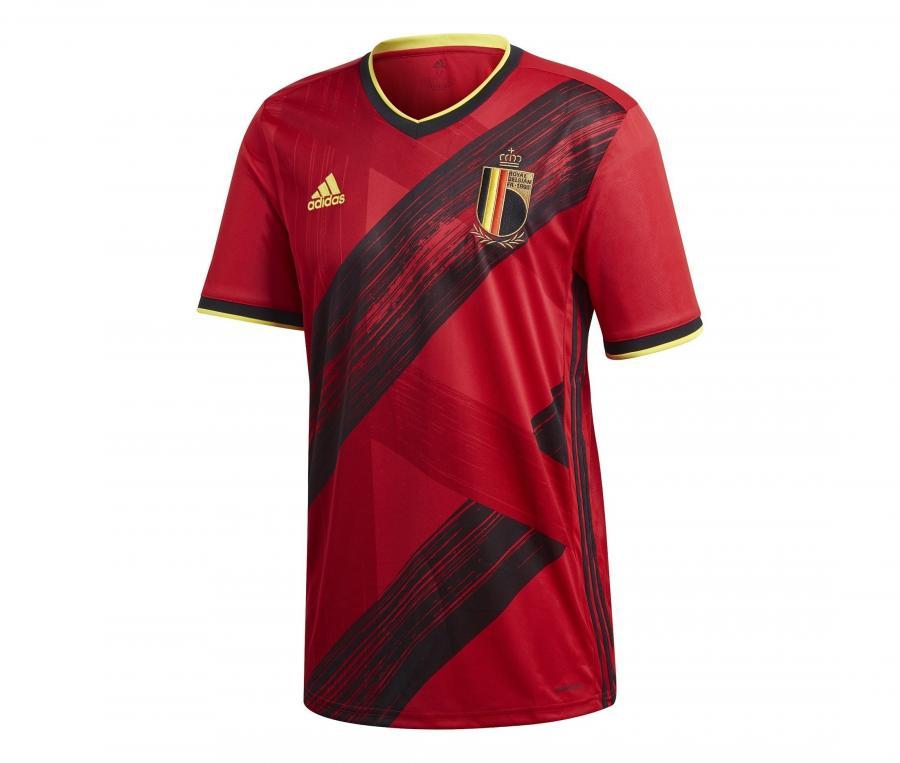 Maillot Belgique Domicile Euro 2020