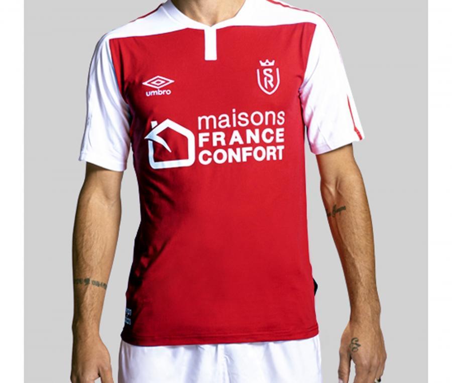 Maillot Stade de Reims Domicile 2020/2021