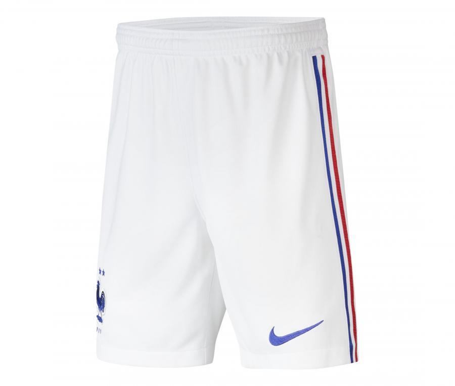 Short France Extérieur 2020-2021 Junior