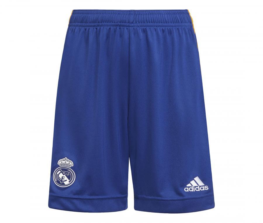 Short Real Madrid Extérieur 2021/2022 Junior