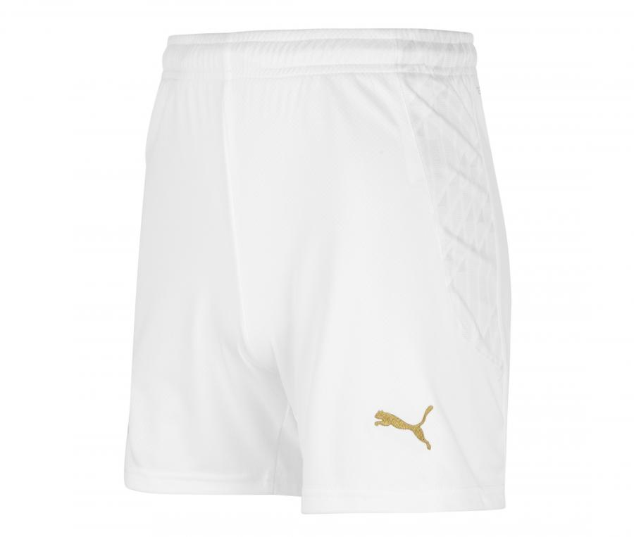 2020/21 OM Stadium Home Kid's Football Shorts