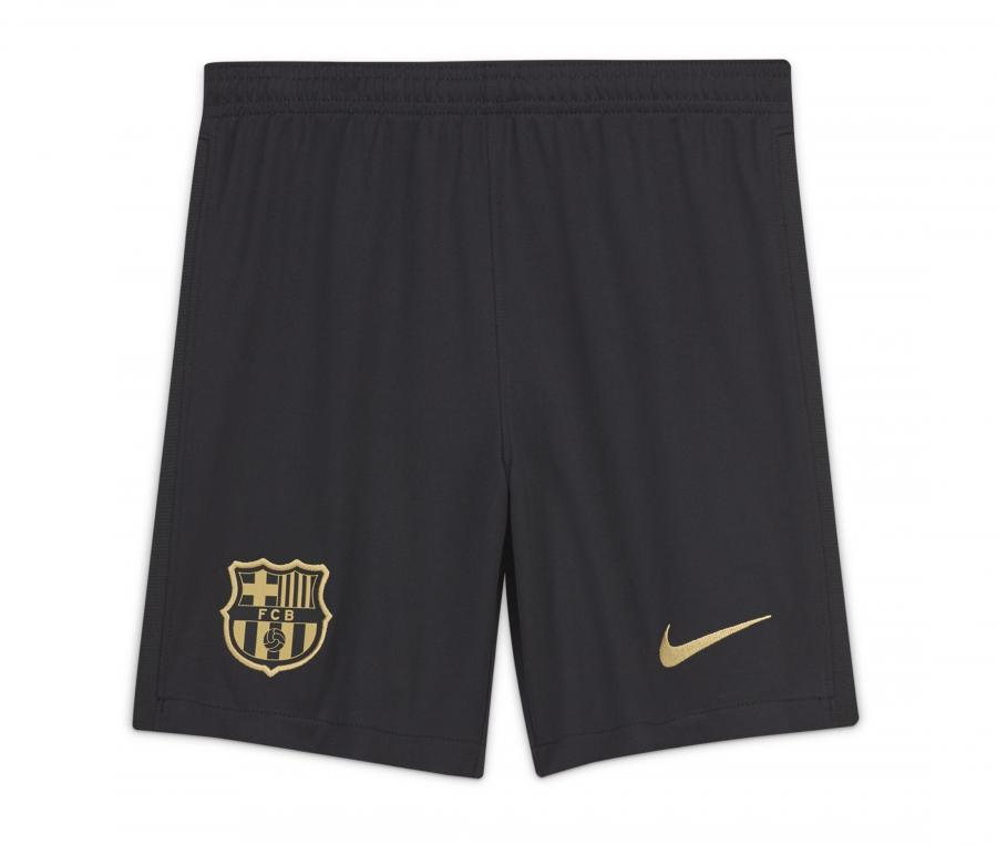 Short Barça Extérieur 2020/2021 Junior