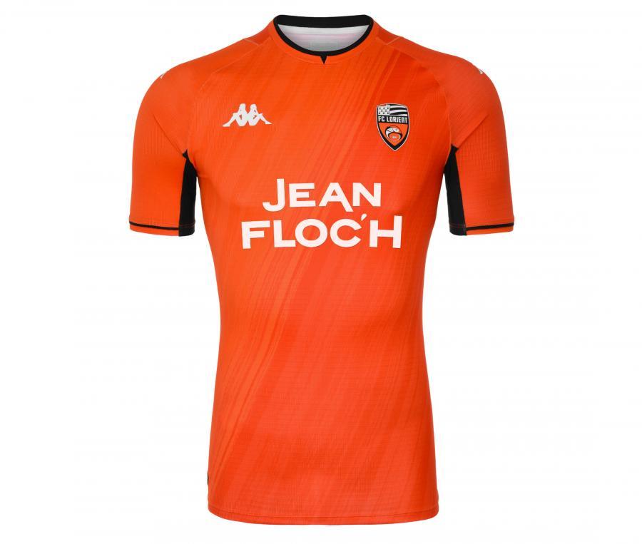 Maillot FC Lorient Domicile 2021/2022