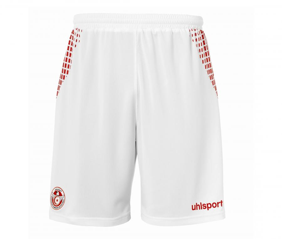 Short Tunisie Domicile Uhlsport 2018/19 Junior