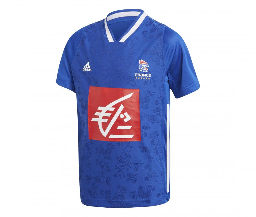 Maillot France Handball Replica 2021/2022 Junior