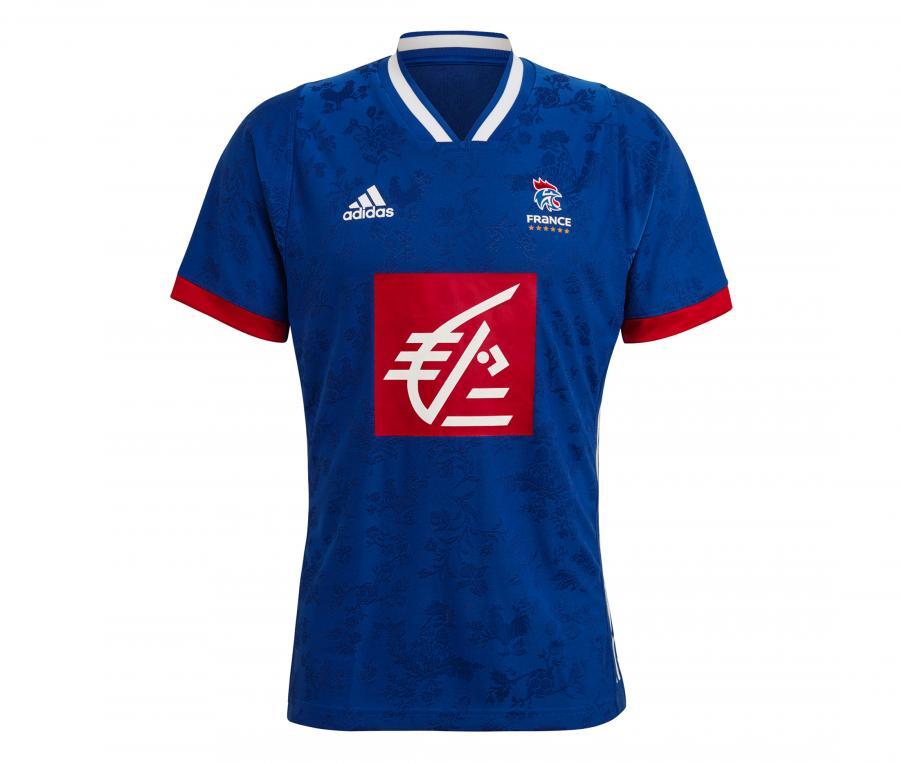 Maillot Handball France FFHB Domicile 2021/2022