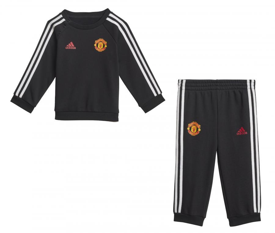Survêtement Manchester United Noir Bébé