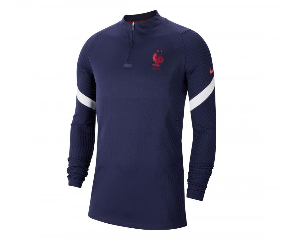 Training top France VaporKnit Strike Bleu
