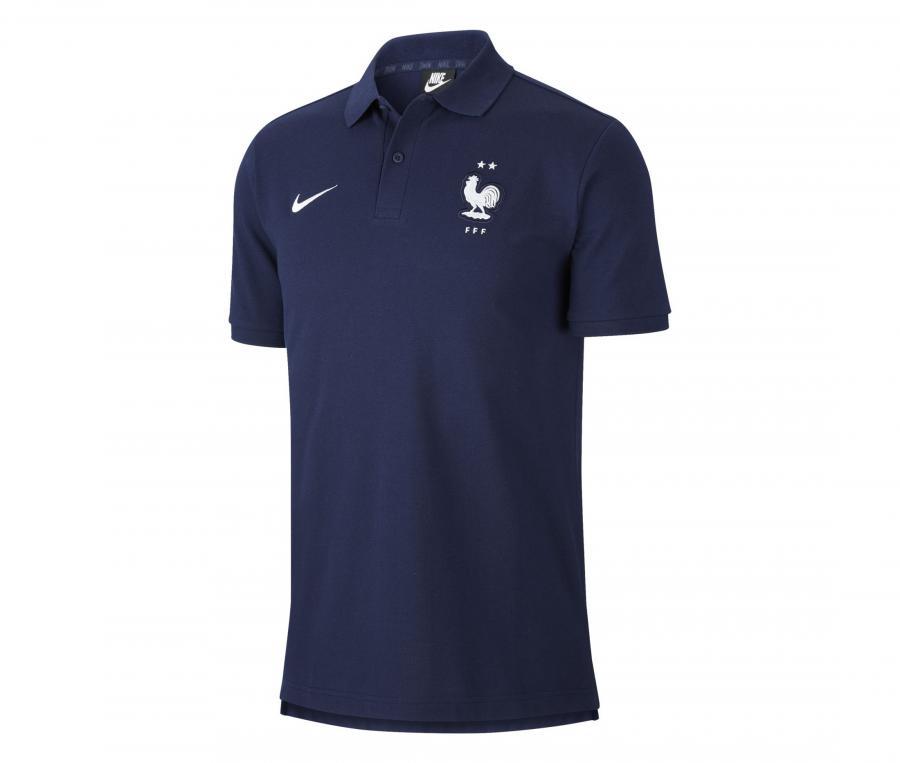 Polo France Bleu