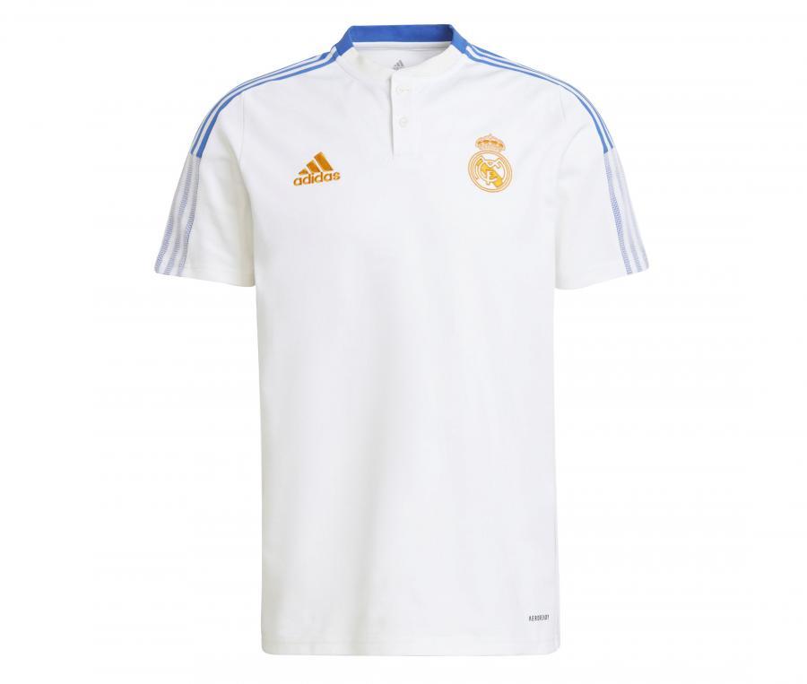 Polo Real Madrid Tiro Blanc
