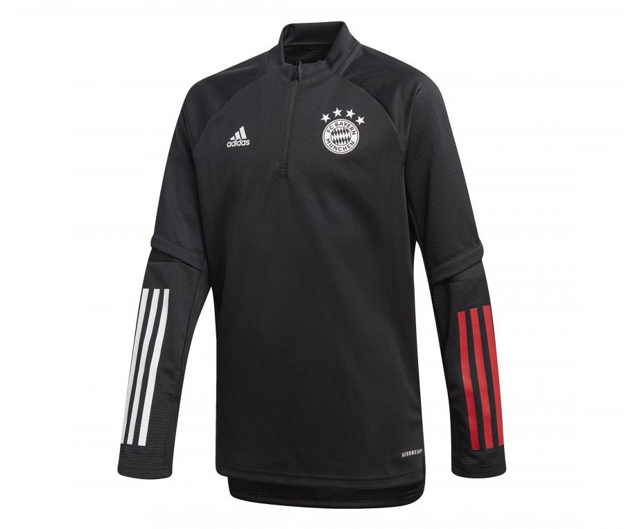 Training top Bayern Munich Noir Junior