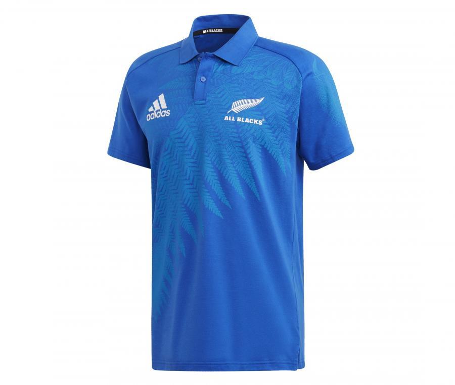 Polo All Blacks Rugby World Cup Y-3 Anthem Bleu