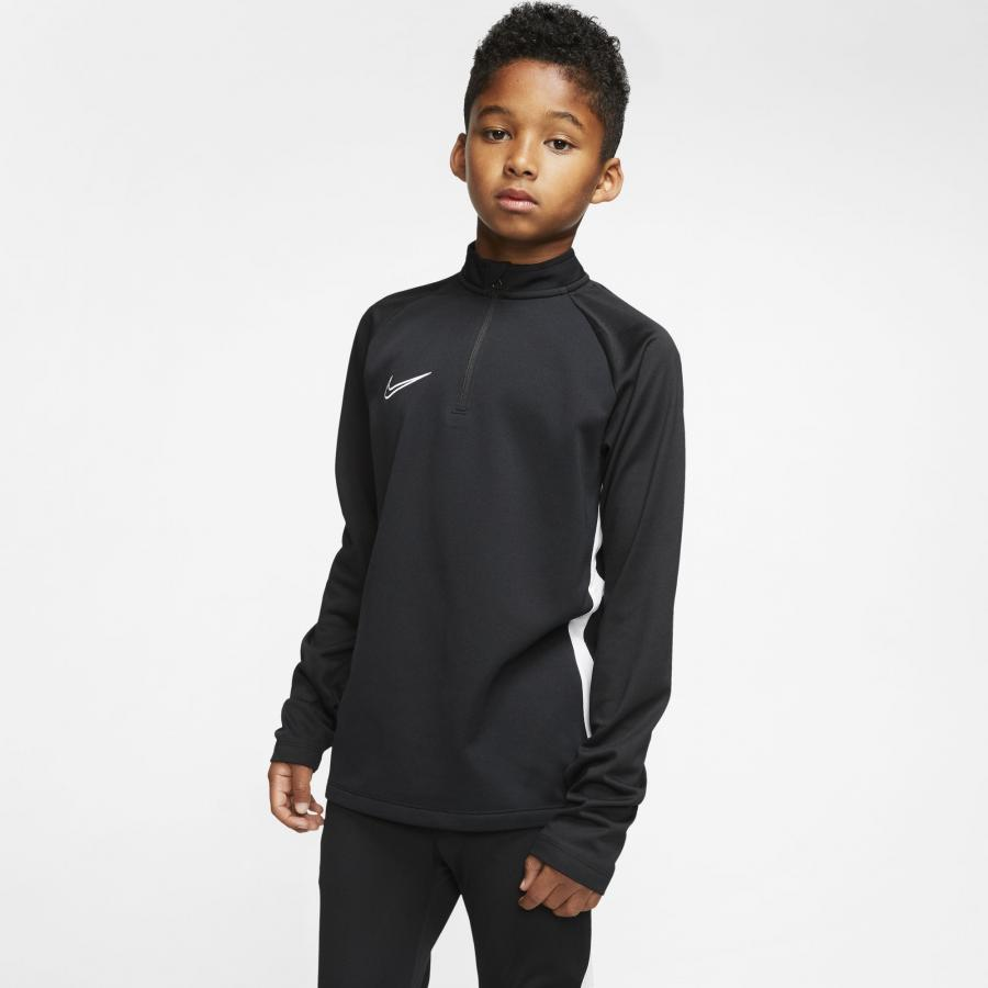 Training top Nike Academy Noir Junior