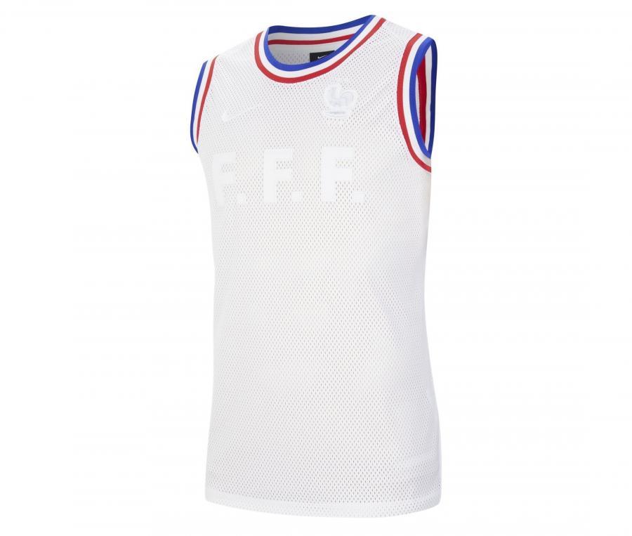 Débardeur Nike France Blanc