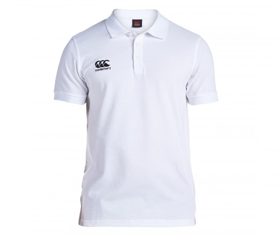 Polo Canterbury Waimak Blanc