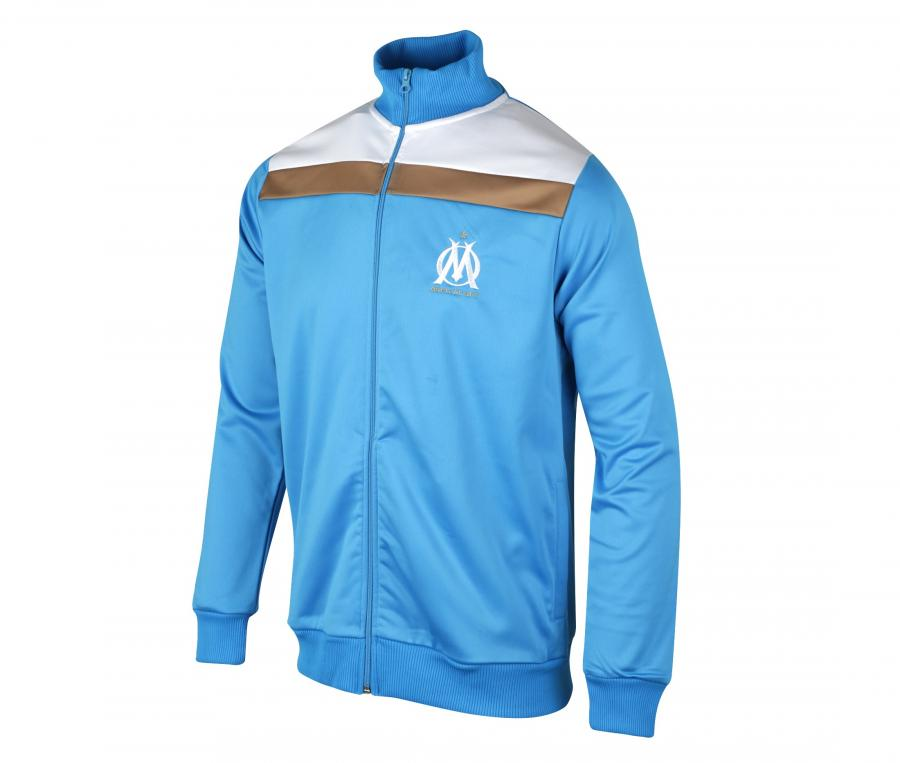 OM Retro Jacket Blue