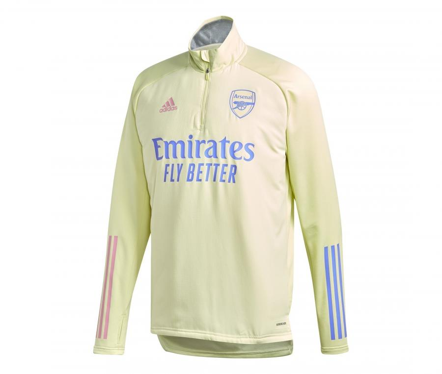 Training top Arsenal Warm Jaune