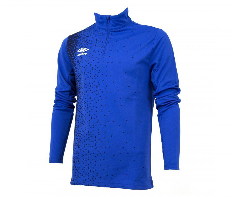 Training Top Umbro Match Bleu