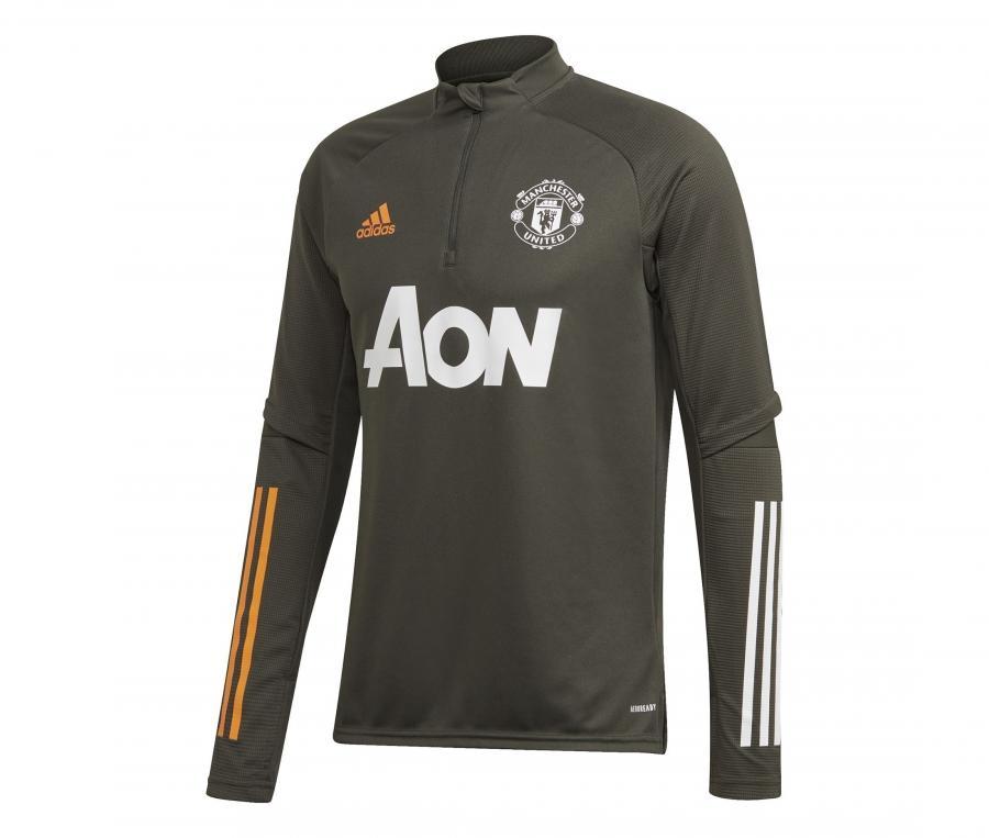 Training top Manchester United Vert