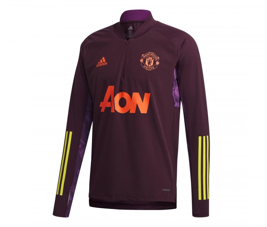 Training Top Manchester United Ultimate Rouge