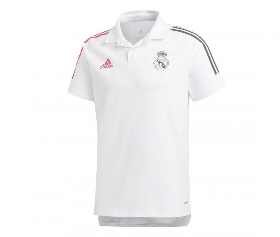 Polo Real Madrid Blanc