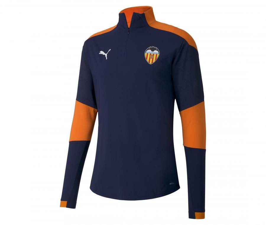 Training Top Entraînement Valence Bleu/Orange