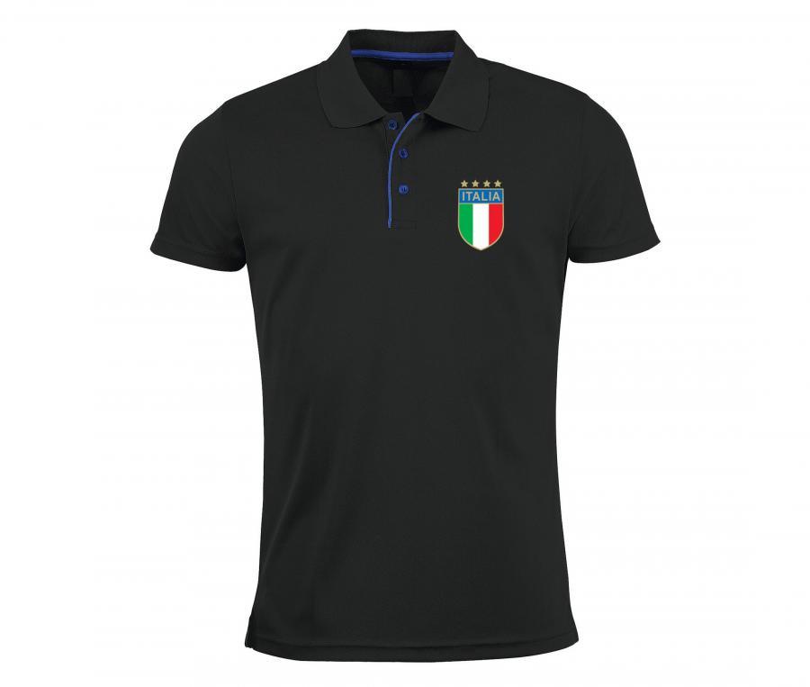 Polo Italie Noir