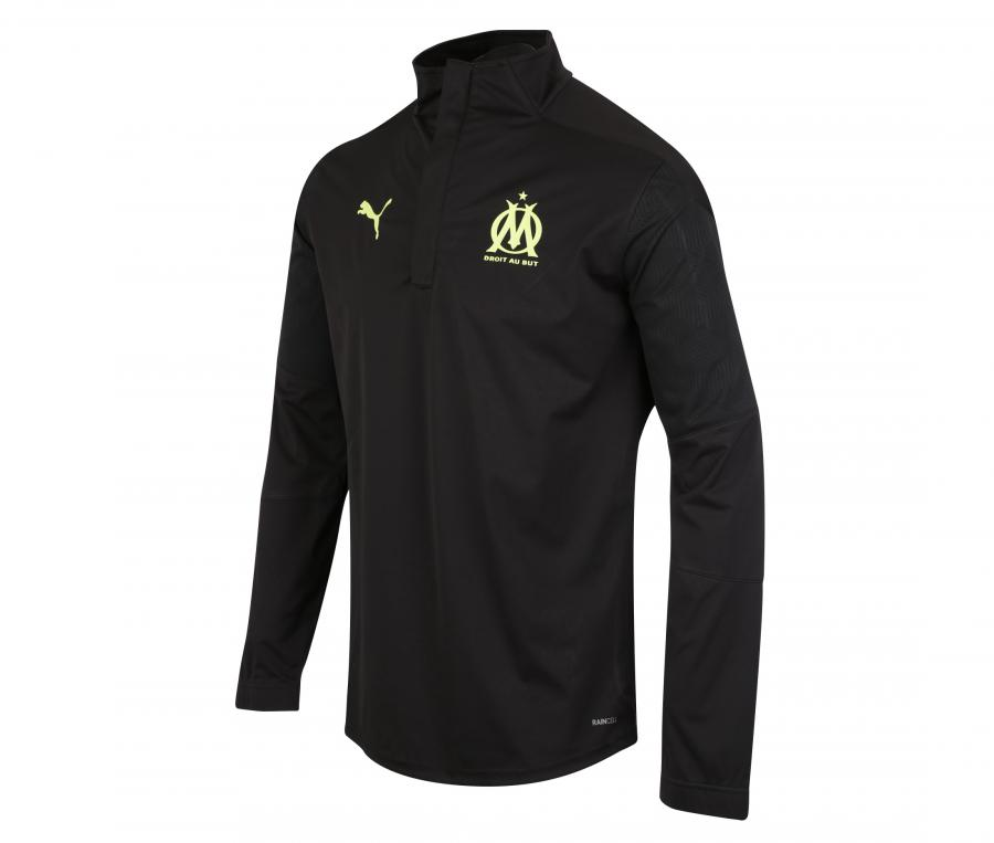 OM Rain Men's Training Top Black