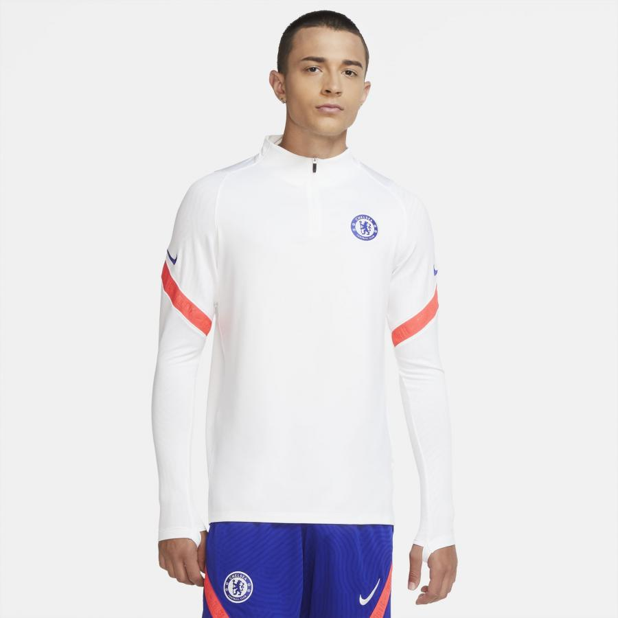 Training top Chelsea Strike Blanc