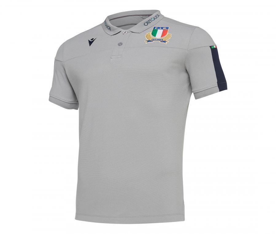 Polo Italie Gris