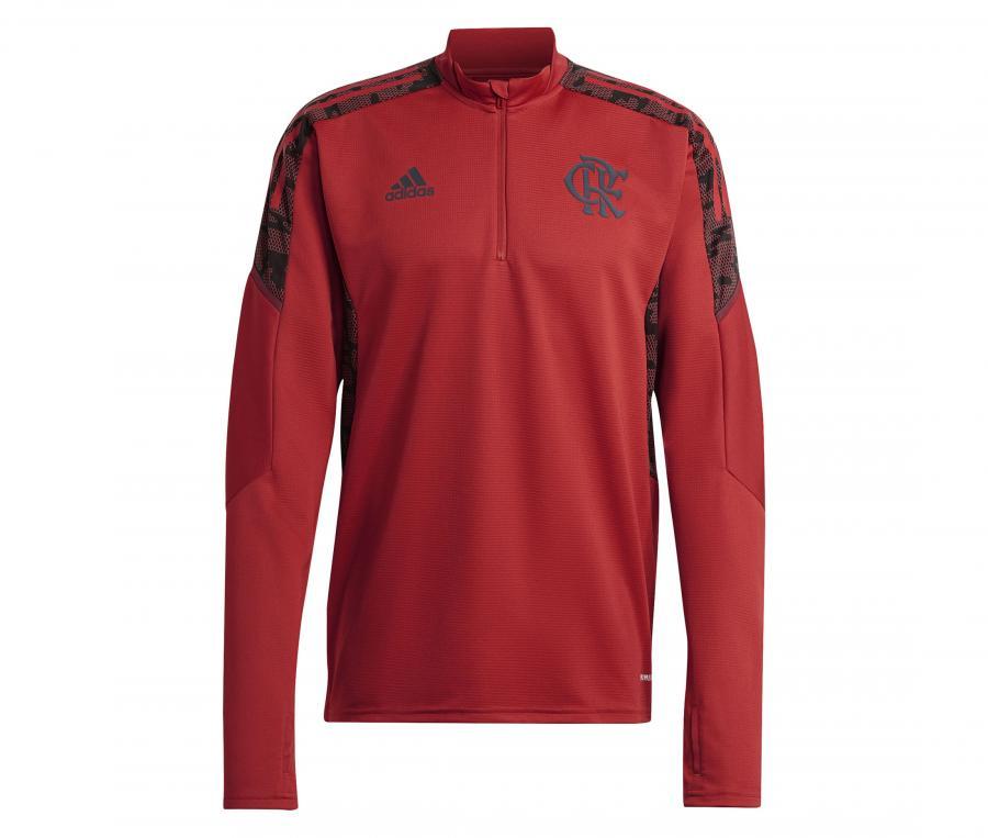 Training Top Flamengo Rouge