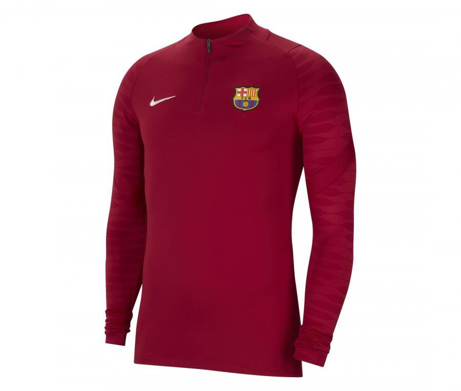 Training Top Barça Strike Rouge