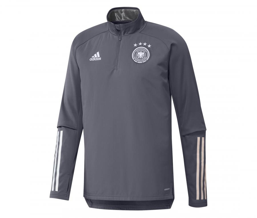 Training Top Allemagne Warm Gris
