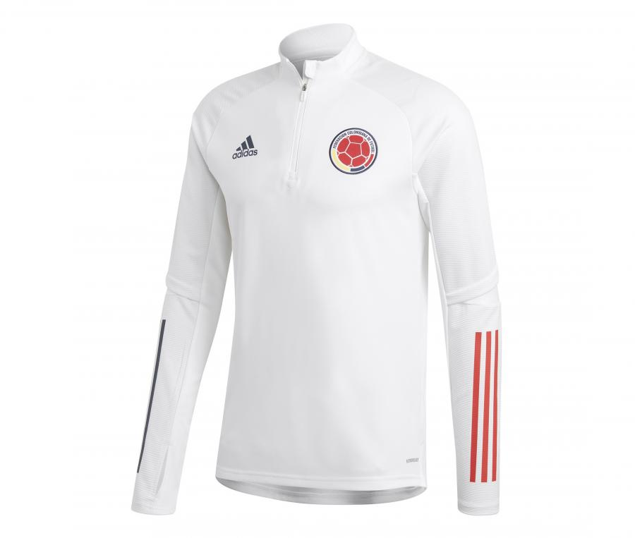 Training Top Colombie Blanc