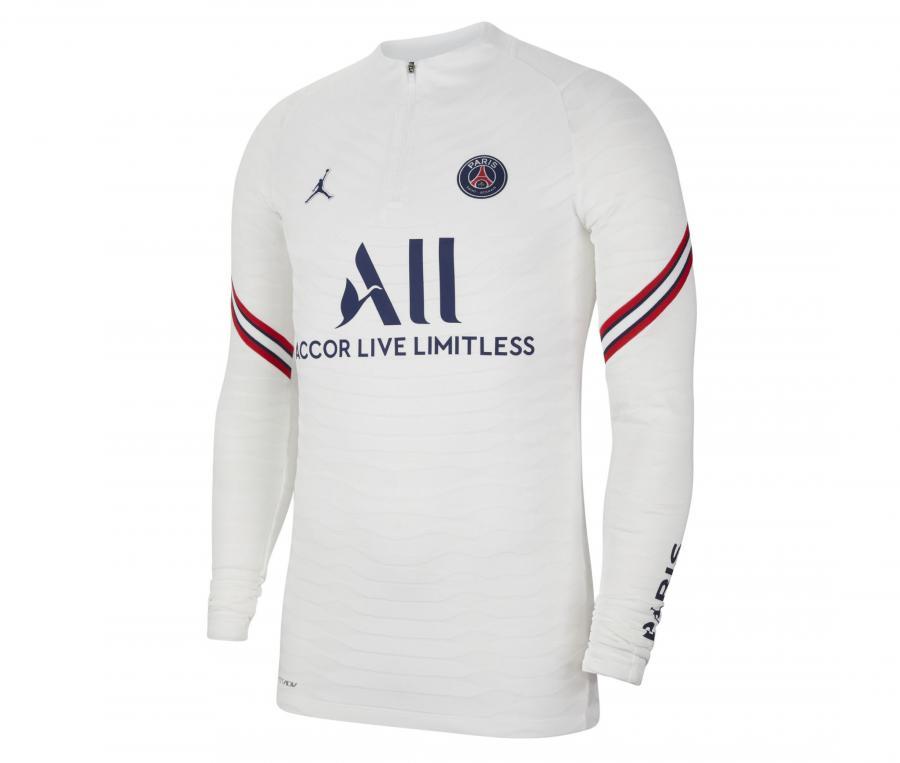 Training Top Jordan x PSG Elite Blanc